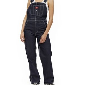 NEW JUNIOR RELAXED DICKIES BIB OVERALLS